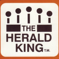 Herald King Decals